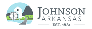 city of johnson arkansas logo